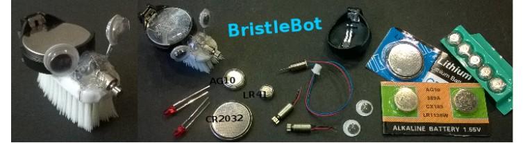 BristleBOTparts
