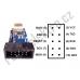 Programátor USB-ASP Atmel AVR - ISP programování