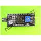 I2C převodník pro LCD displej 16x02 / 20x04 – SERIAL INTERAFCE